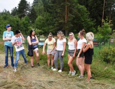 Piesza wycieczka krajoznawcza – Akcja Lato 2019