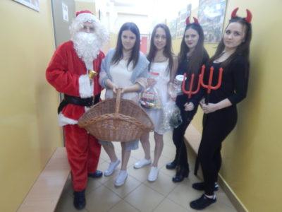 Mikołaj w Jabłonce