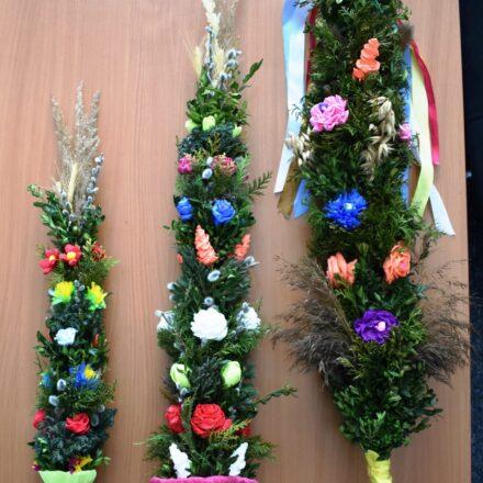 Konkurs na Palmę Wielkanocną rozstrzygnięty.