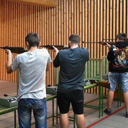 Wojewódzkie mistrzostwa OHP w strzelectwie sportowym